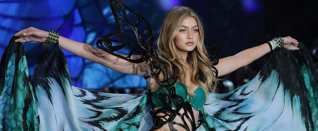 Gigi Hadid's Runway Walk Is So Good, She's Doing It Again at This Year's Victoria's Secret Fashion Show