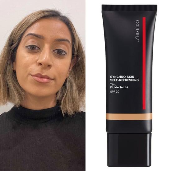 Shiseido Synchro Skin Self-Refreshing Tint Review and Photos