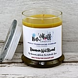 Banana nut bread candle ($10)