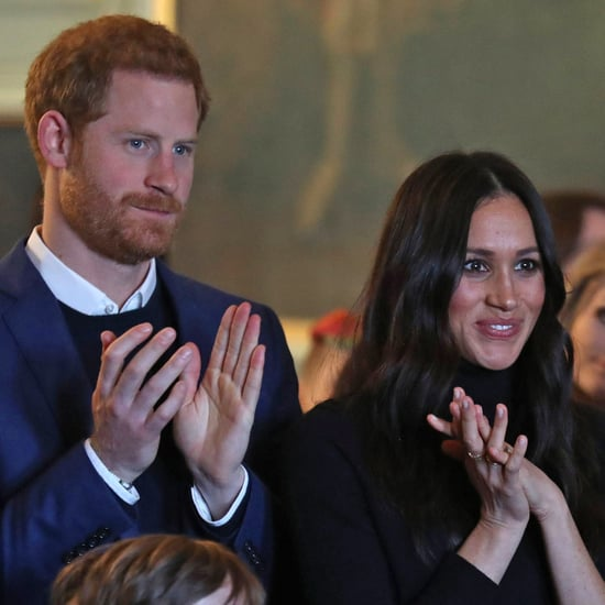 Scottish Kids Serenaded Prince Harry and Meghan Markle