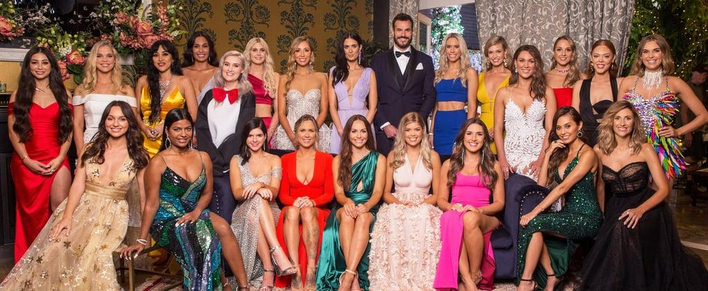 The Bachelor Australia 2020 Cast