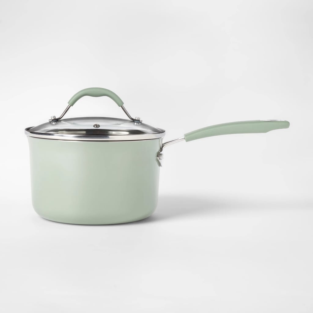 Cravings by Chrissy Teigen Aluminum Saucepan With Lid