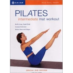 Move It at Home: Pilates Intermediate Mat Workout by Gaiam