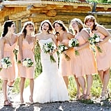A Bride's Guide to Bridesmaids If you're tying the knot soon, you might ask close friends or family to be in your wedding. And while you probably know how to be a good friend, sister, cousin, or whatever, when it comes to wedding planning, your relationships, and the potential drama, can quickly shoot to the next level. I've identified some common areas of concern with bridesmaids and offered some commonsense ways to approach them.  Photo by Jenna Walker Photography via Style Me Pretty