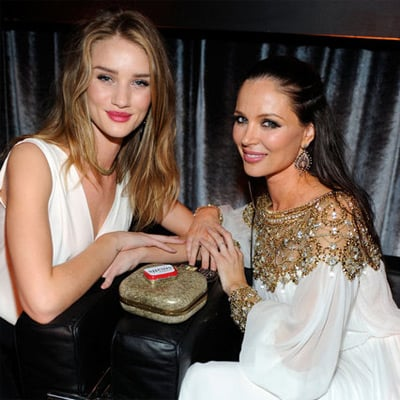 2012 Golden Globes Weinstein Company After Party Celebrity Pictures
