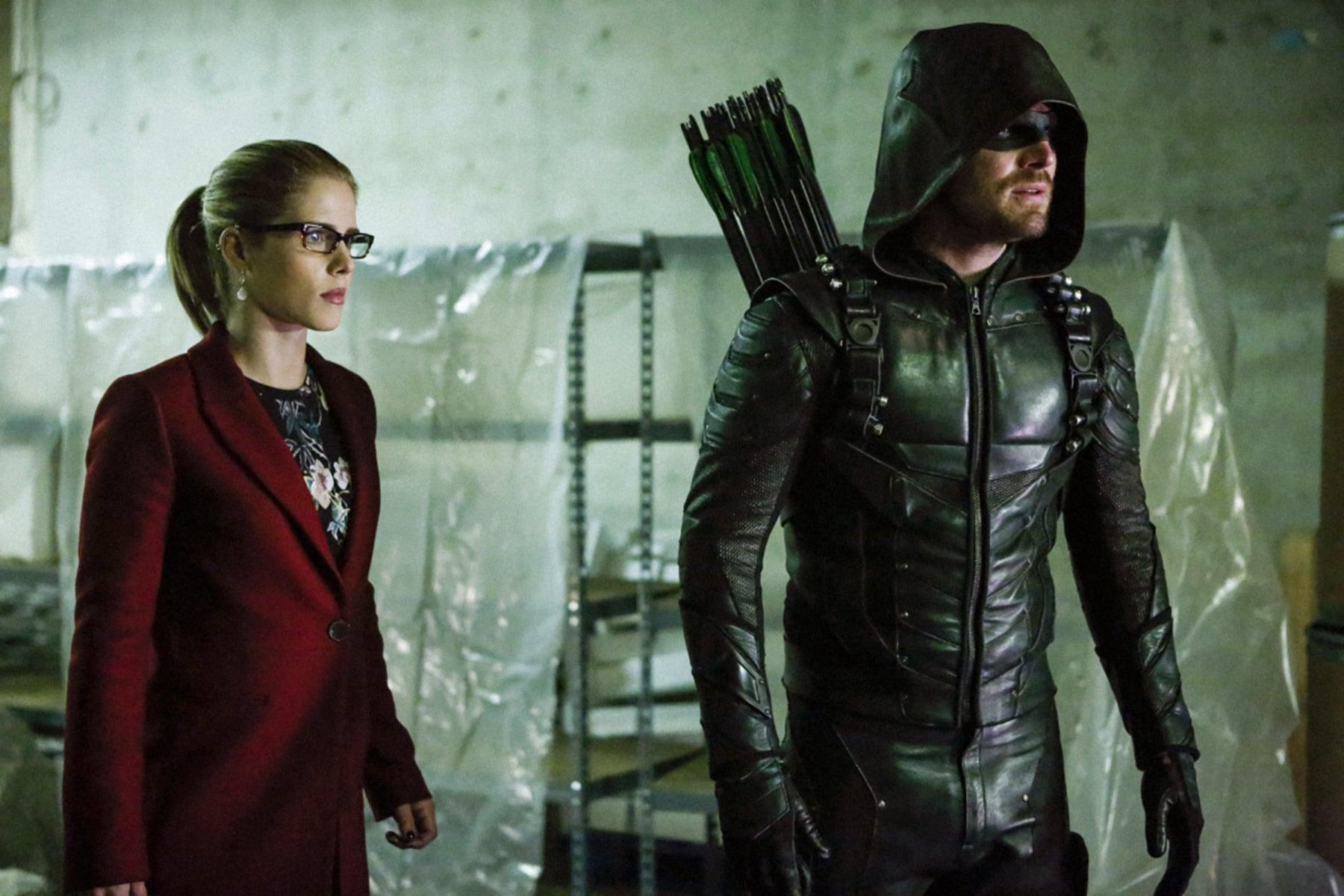 When Will Arrow Season 7 Be on Netflix? | POPSUGAR Entertainment