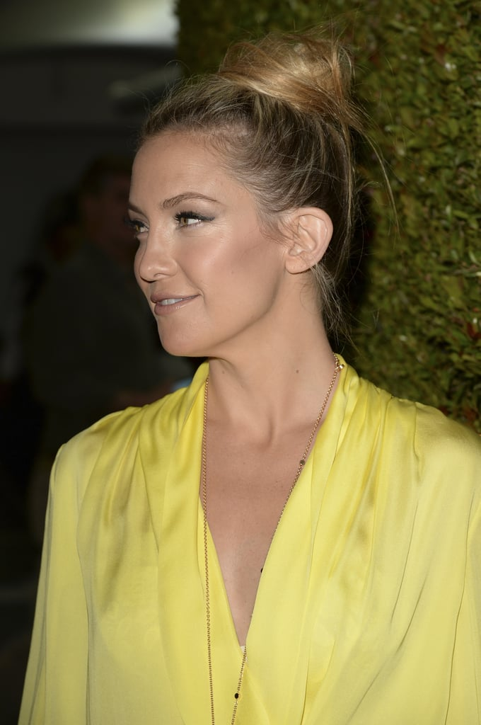 Kate Hudson at Bulgari's Oscar Party