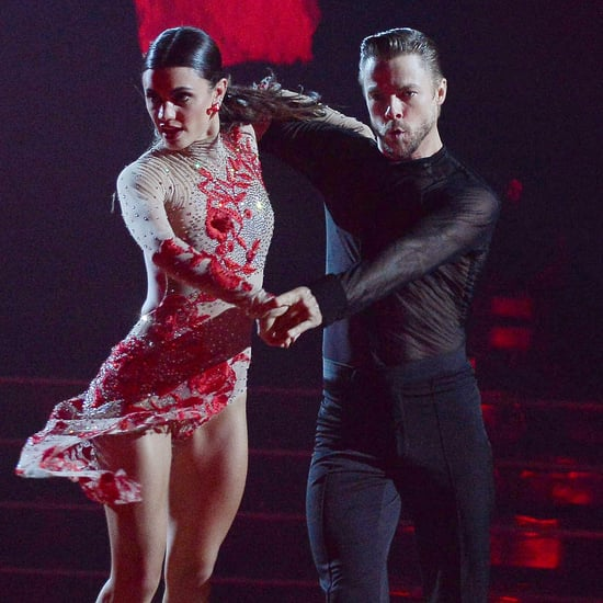 Watch Derek Hough and Hayley Erbert's Paso Doble on DWTS