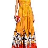 Stella Jean Marigold Tiered Dress