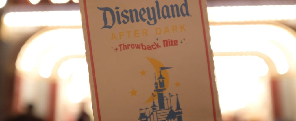 Everything We Saw at Disneyland's First-Ever Vintage Theme Night