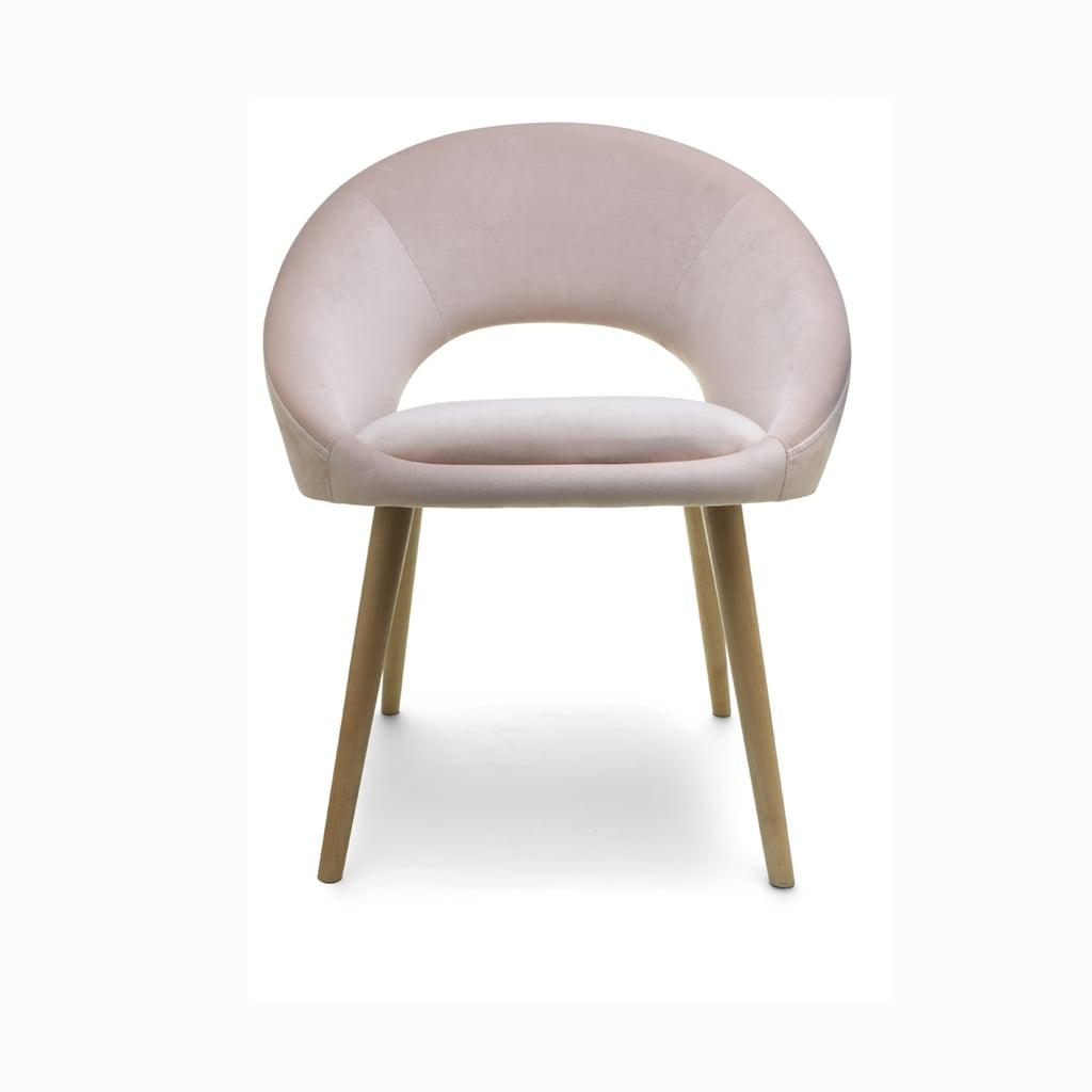 Kmart Velvet Occasional Chair 49 Shop Kmart Home Range February