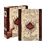Harry Potter Marauders Map 1000-Piece Jigsaw Puzzle