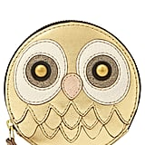 This Fossil Owl Coin Purse ($48) makes a wise little gift.