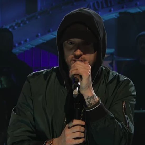 Eminem Performance on Saturday Night Live 2017