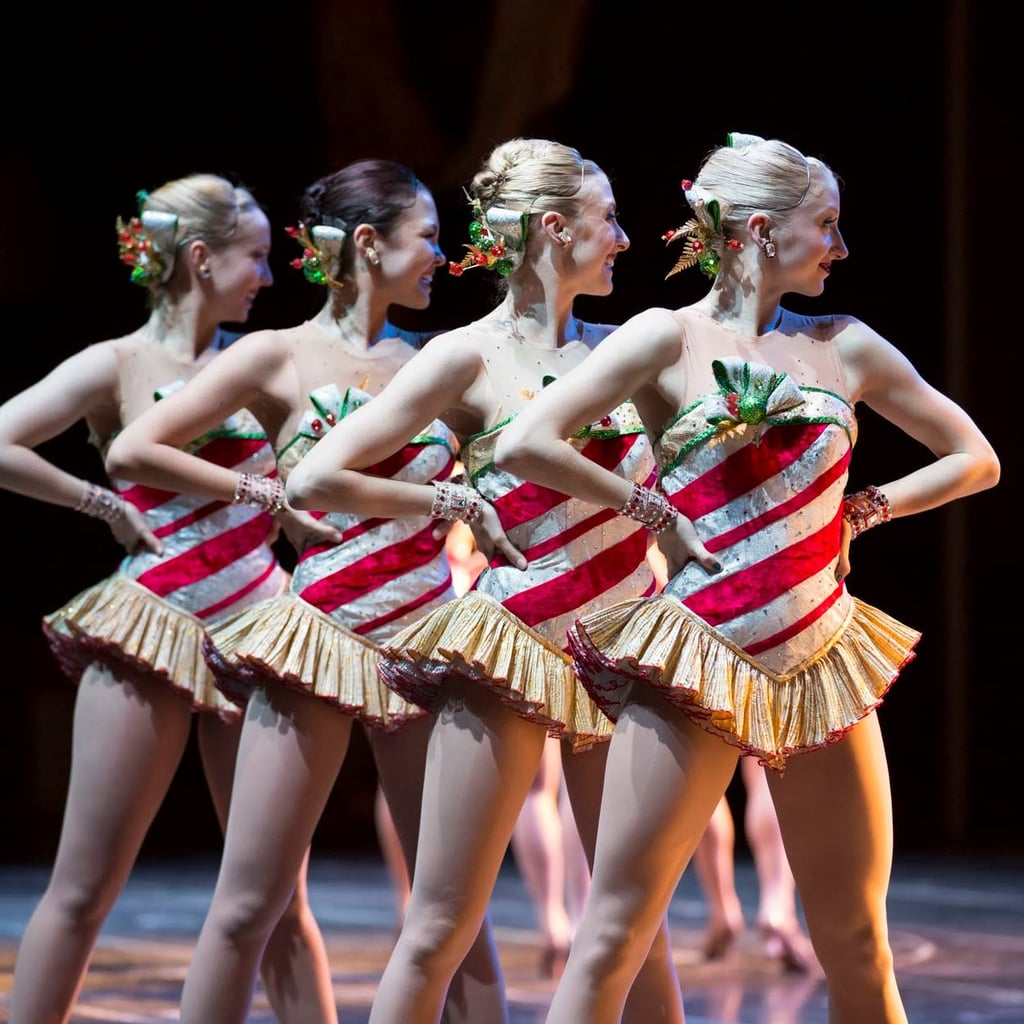 """I like to get tickets for my friends with kids to see the Rockettes Christmas Spectacular ($46-$149).  A little music is always good for the soul.""