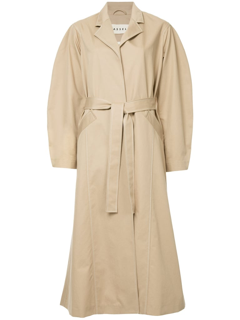Assel Oversized Trench Coat