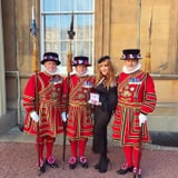Charlotte Tilbury Just Got Queen Elizabeth II's Royal Stamp of Approval