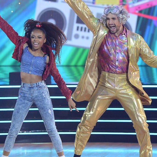 Watch Skai Jackson's Back to the Future Performance on DWTS