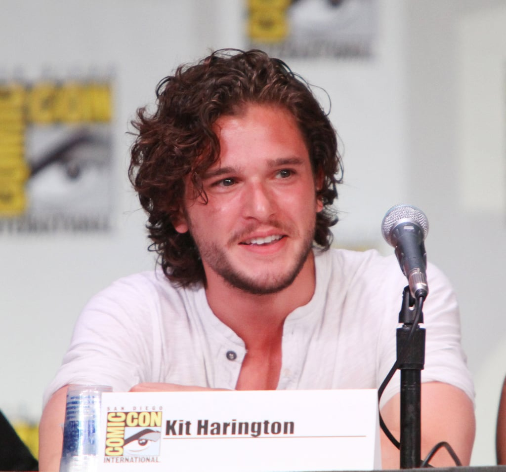 Young Kit Harington Pictures