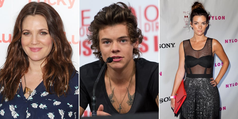 Funny Celebrity Tweets: Kelly Oxford, Harry Styles