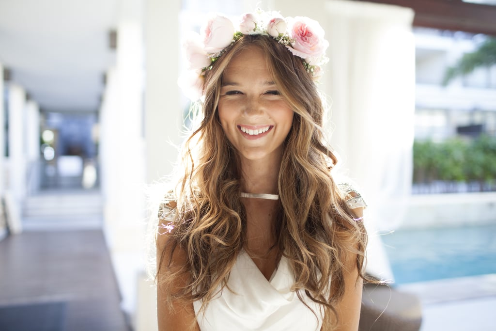 Healthy Wedding Hair Tips