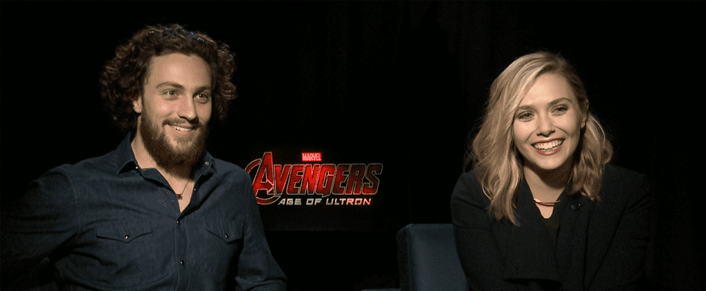 Avengers: Age of Ultron Cast Interview (Video)