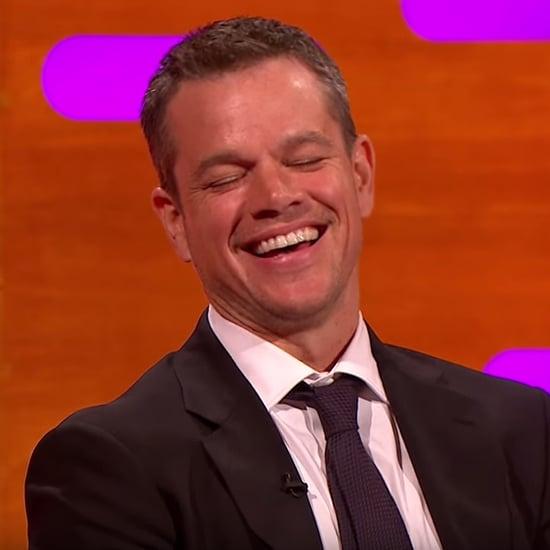 Matt Damon Spills the Big Secret Behind His Ponytail