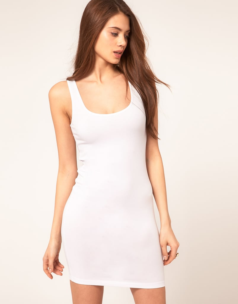 fe1bec2155a Asos Body-Conscious Dress In Tank Shape ( 25)