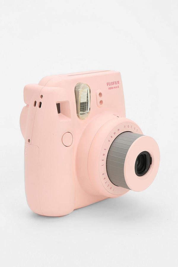 Forget Instagram! When it comes to vintage photos, I want a Fujifilm Instax Mini 8 Instant Camera ($100) to take me back to the days of physical photos. 