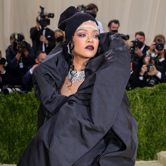 Rihanna's Balenciaga Dress at the Met Gala 2021