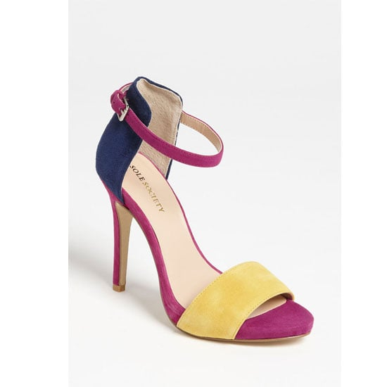 Heels, approx $60, Sole Society at Nordstrom