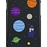 TARDIS in Space case ($23)