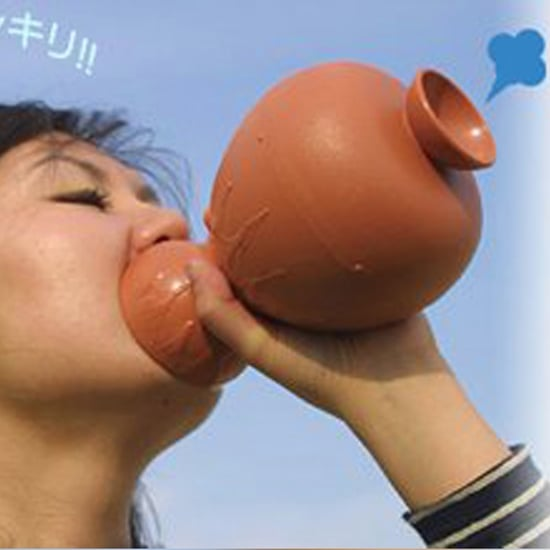 Japan's Shouting Vase (Video)