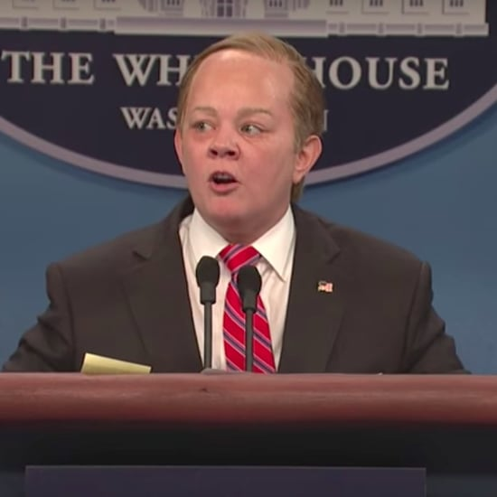 Sean Spicer Returns Saturday Night Live Skit Video