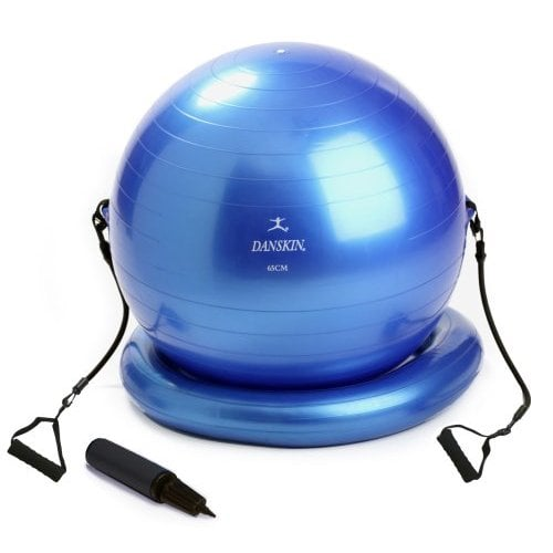 Cool Fitness Gadget: Danskin Core Ball Plus