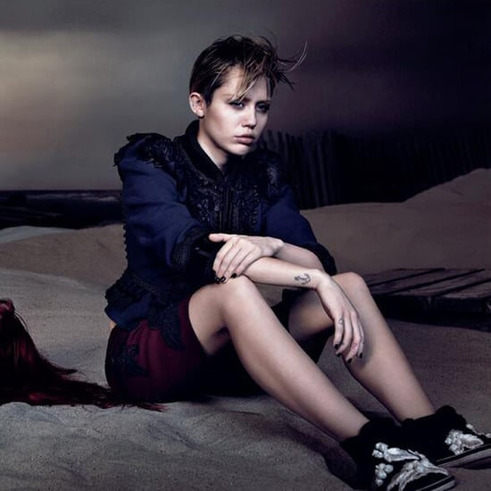 It's Here! See Miley Cyrus's Full Marc Jacobs Ad