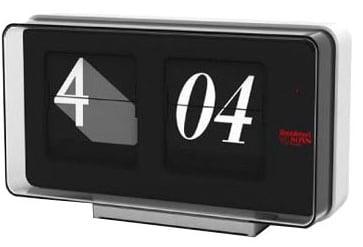 The Font Clock