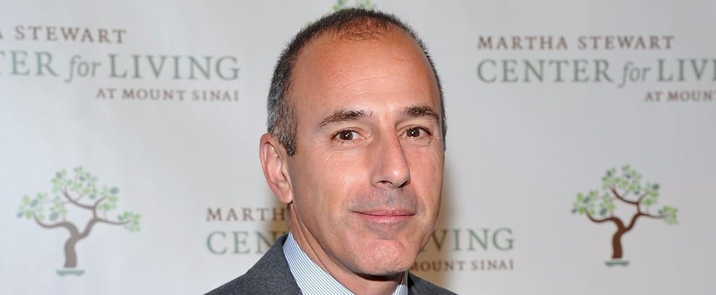 """Matt Lauer Accused of Sexual Harassment By Multiple Women: """"He Knew People Wouldn't Ever Complain"""""""