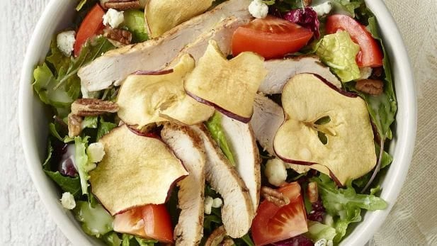 Fuji Apple Salad With Chicken