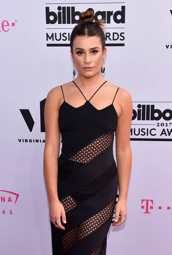 Lea Michele David Koma Dress 2017 Billboard Music Awards
