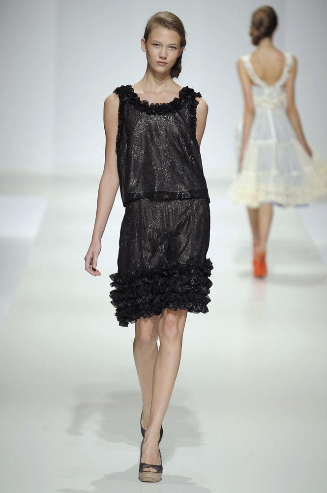 Paris Fashion Week: Cacharel Spring 2009
