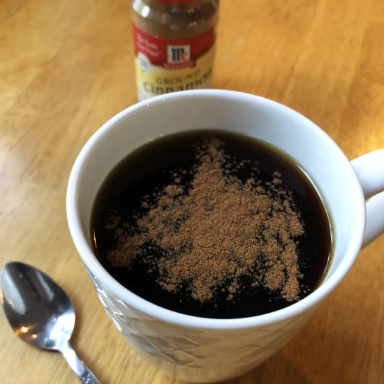 Calorie-Saving Coffee Hack With Cinnamon