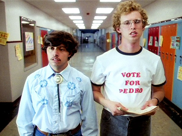 Napoleon and Pedro From Napoleon Dynamite