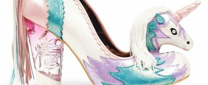 Would You Wear These Unicorn High Heels?