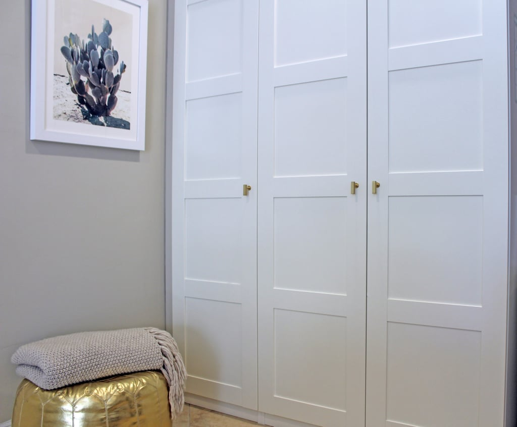 Ikea Wardrobe Hacks POPSUGAR Home Middle East - Ikea wardrobe