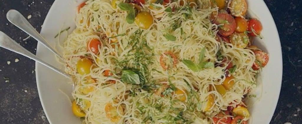 Popsugar food Ina garten summer pasta