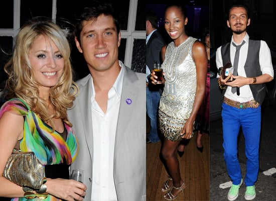 Photos Of Formula 1 Party In Aid Of Great Ormond Street Hospital Hosted By Tess Daly And Vernon Kay
