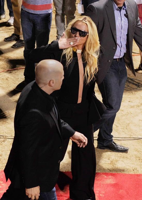 Britney Spears Announces Las Vegas Show | POPSUGAR Celebrity