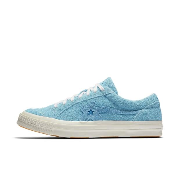 Converse Golf Le Fleur* Suede Low Top - Blue