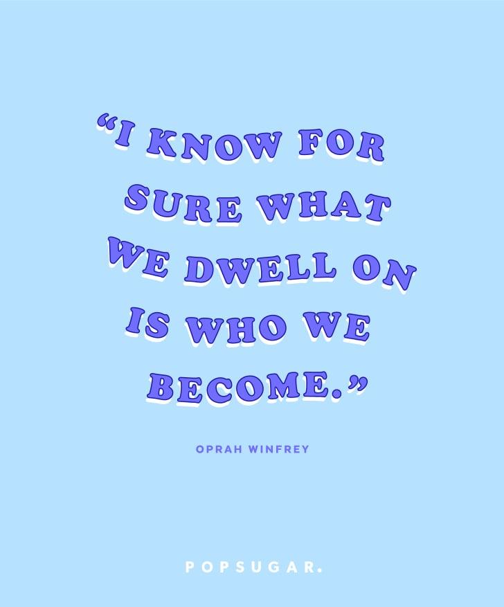Life Changing Inspirational Quotes Popsugar Smart Living